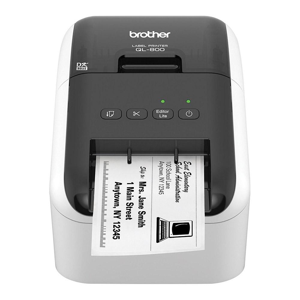Impresora Etiquetadora Ql 800 Brother Multibrand Company